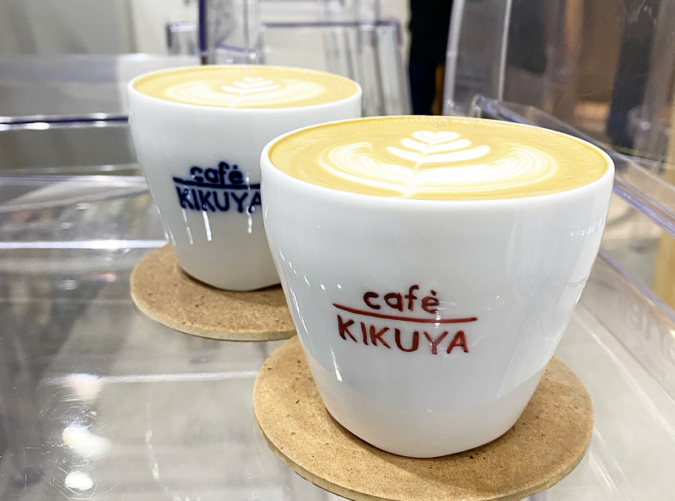 cafe KIKUYA(カフェ キクヤ) カフェラテ