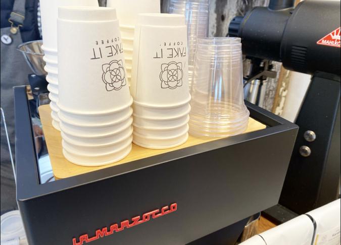 FAKE IT COFFEE(フェイクイットコーヒー) カップ