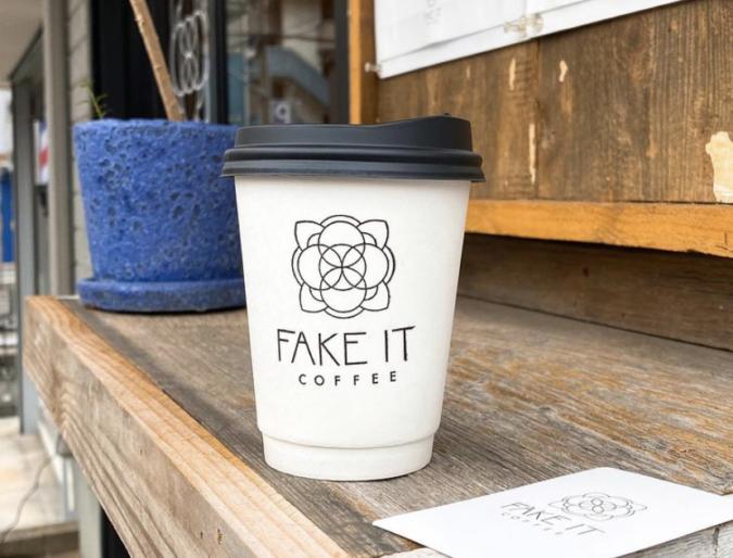 FAKE IT COFFEE(フェイクイットコーヒー) テイクアウト