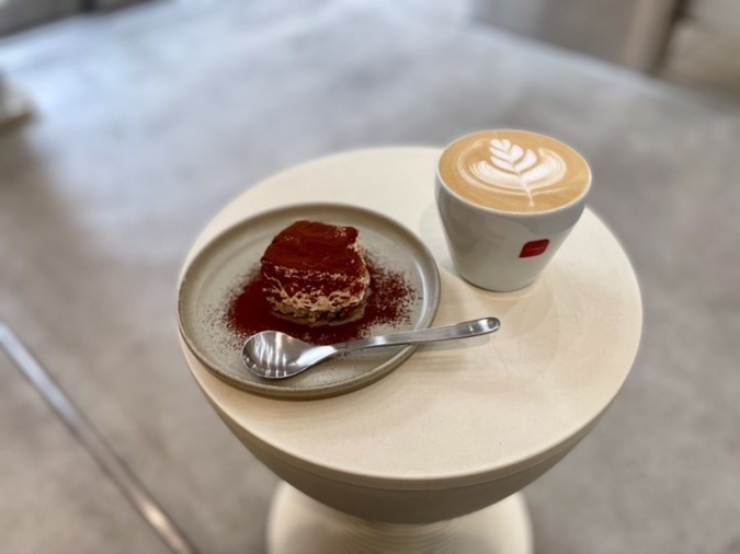cafe KIKUYA(カフェ キクヤ) ティラミス