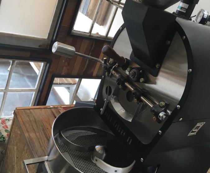 FAKE IT COFFEE(フェイクイットコーヒー) 焙煎マシン