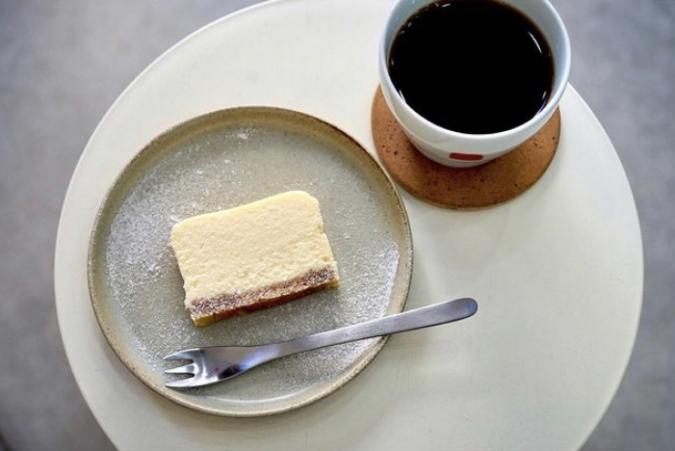 cafe KIKUYA(カフェ キクヤ) チーズケーキ