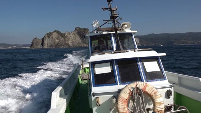 長崎代表・流行りのデリバリーより先を行ってる!? 船でちゃんぽんを出前するヒゲ仙人