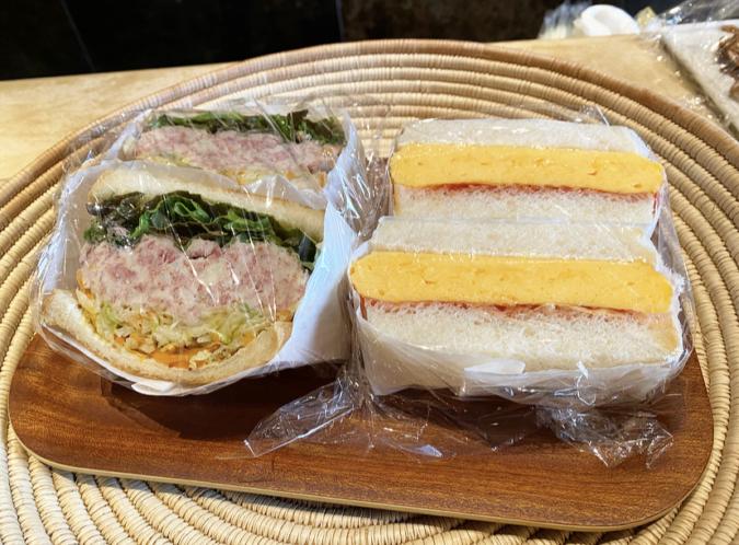 ヒラキッチン サンドイッチ