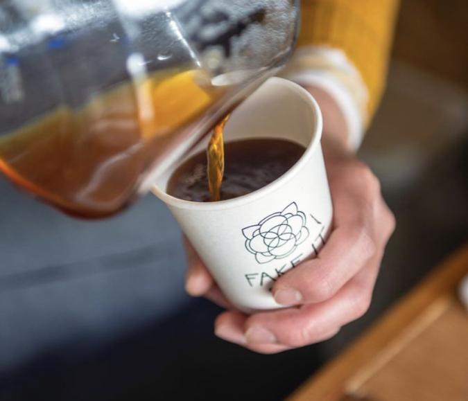 FAKE IT COFFEE(フェイクイットコーヒー) 日替わり
