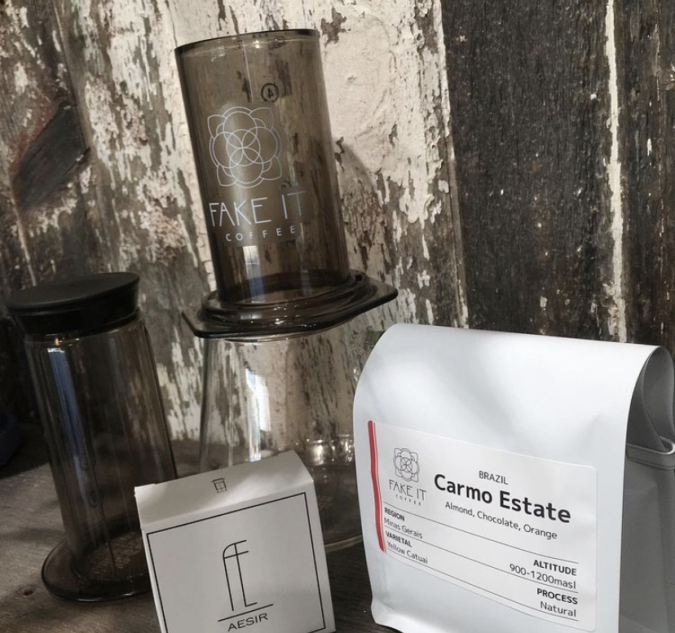 FAKE IT COFFEE(フェイクイットコーヒー) 豆