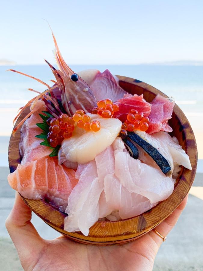 糸島食堂 海鮮丼
