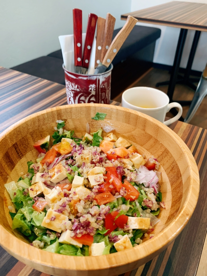 CAFE New Ley(カフェ・ニューリー) サラダボウル