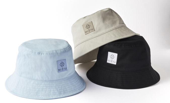 H&M×NiziU 帽子