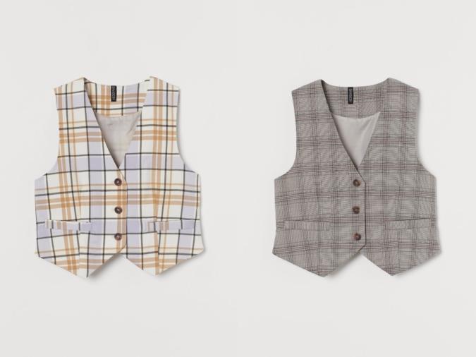 H&M×NiziU スーツ