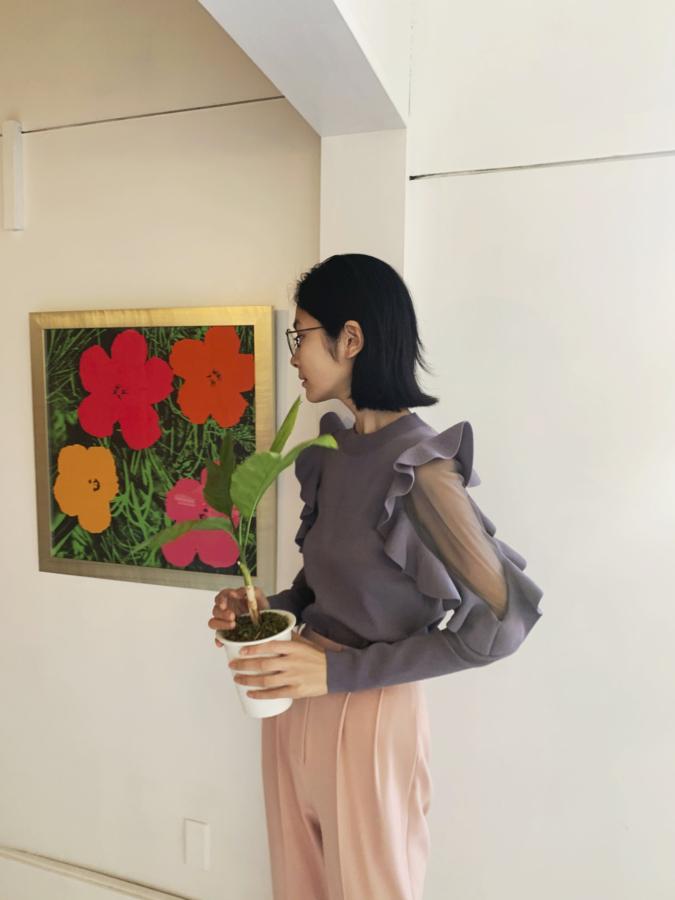「スナイデル」春のコレクション 日本 トップス