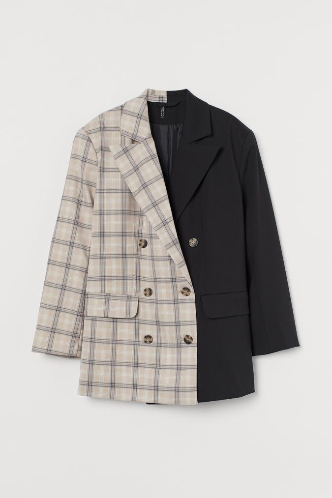 オーバーサイズジャケット H&M×NiziU