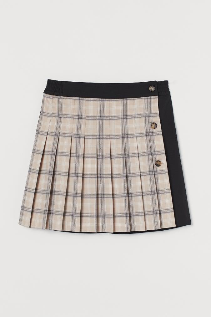 H&M×NiziU スカート