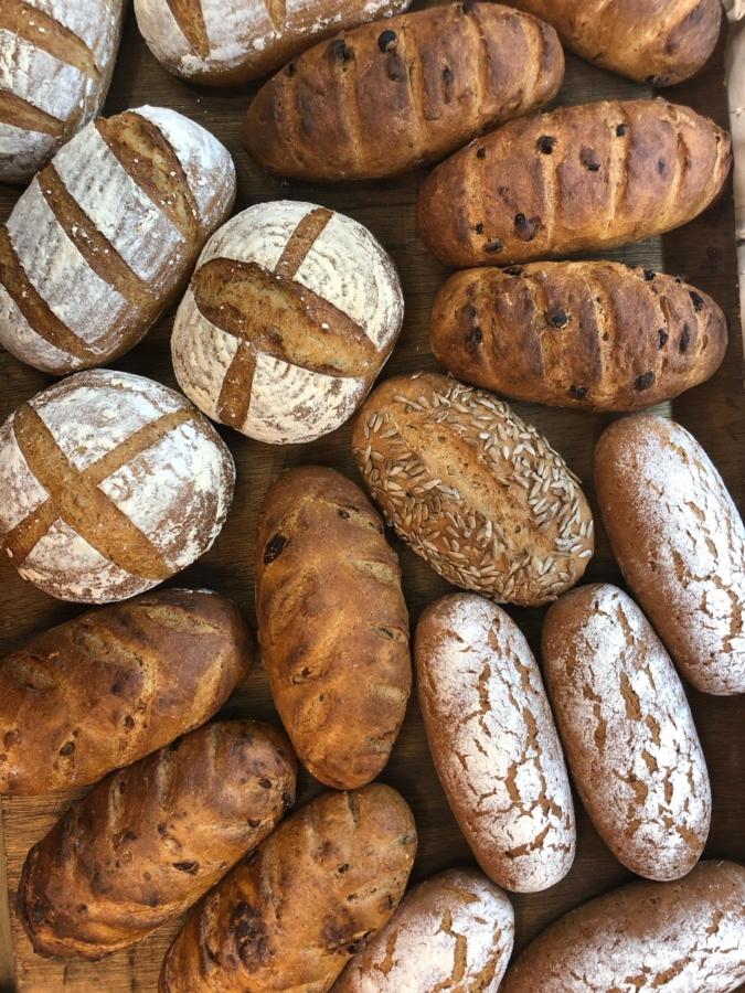 門司港マルシェ&春のパン祭り パンイメージ