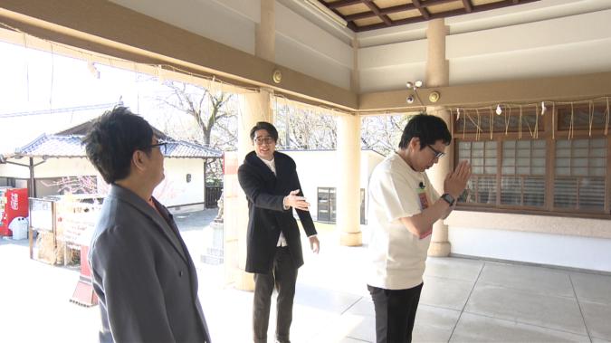 福岡すっぴんツアー! 神社