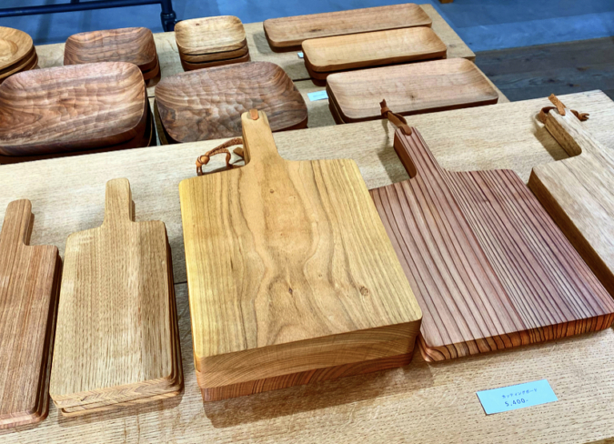jingoro(ジンゴロウ)木工作品