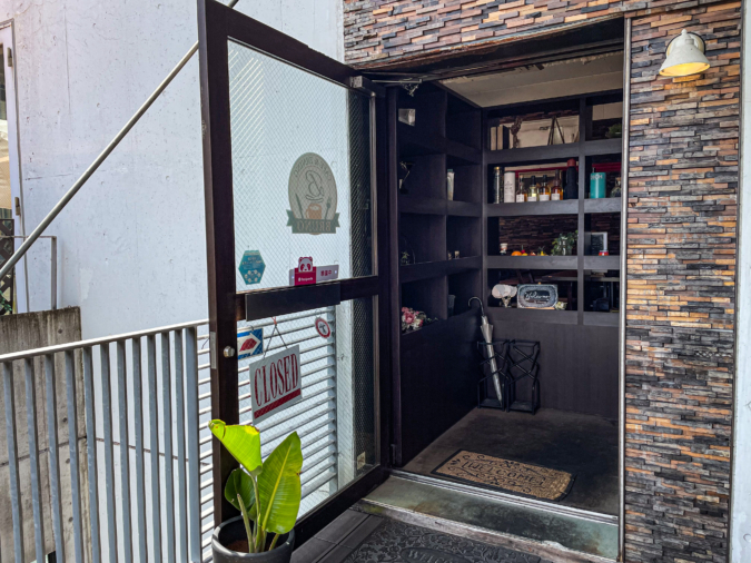 CAFE&DININGBAR BRUNO(ブルーノ) 入口