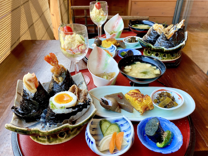 cuidaore cafe(くいだおれカフェ) ランチ