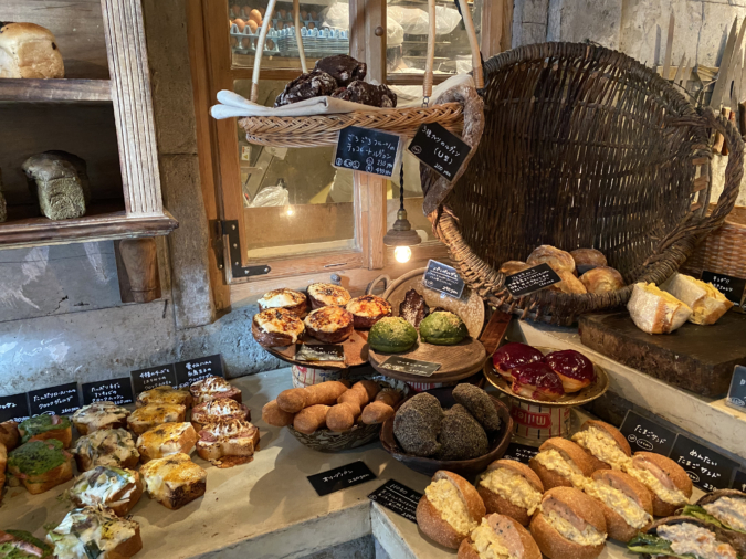amam dacotan(アマムダコタン)パン