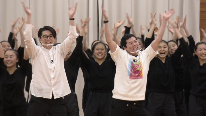 福岡すっぴんツアー! ダンス
