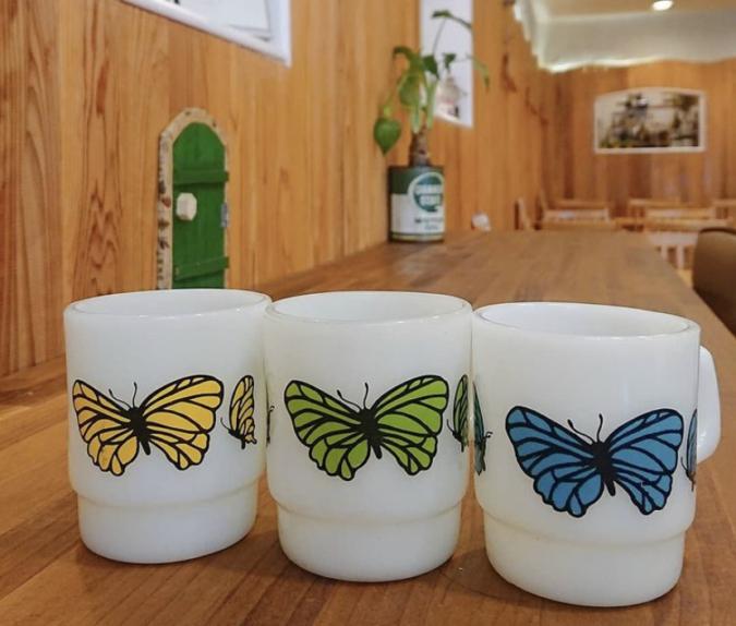 KopiLuwak(コピルアック) ファイヤーキングのカップ