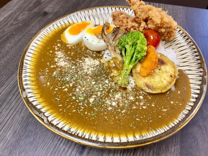 豊鶏スペシャルカレー