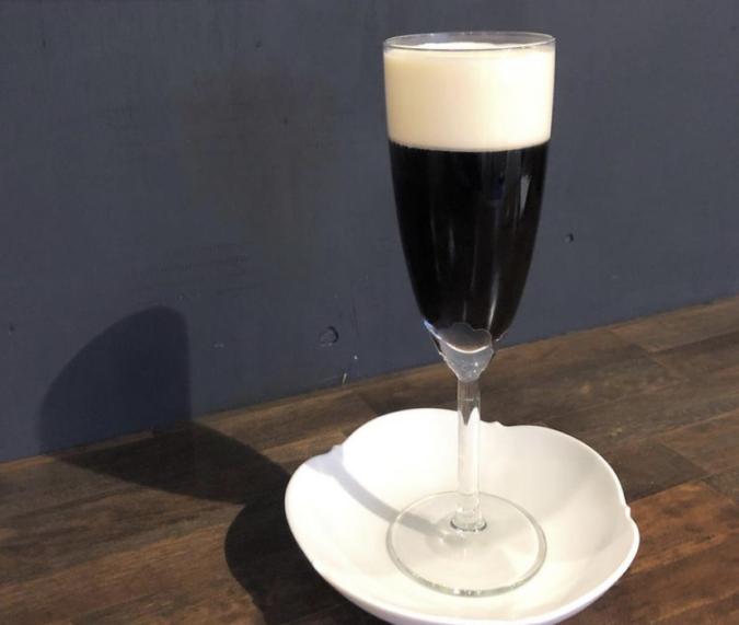 カフェマルゴ ウインナーコーヒー