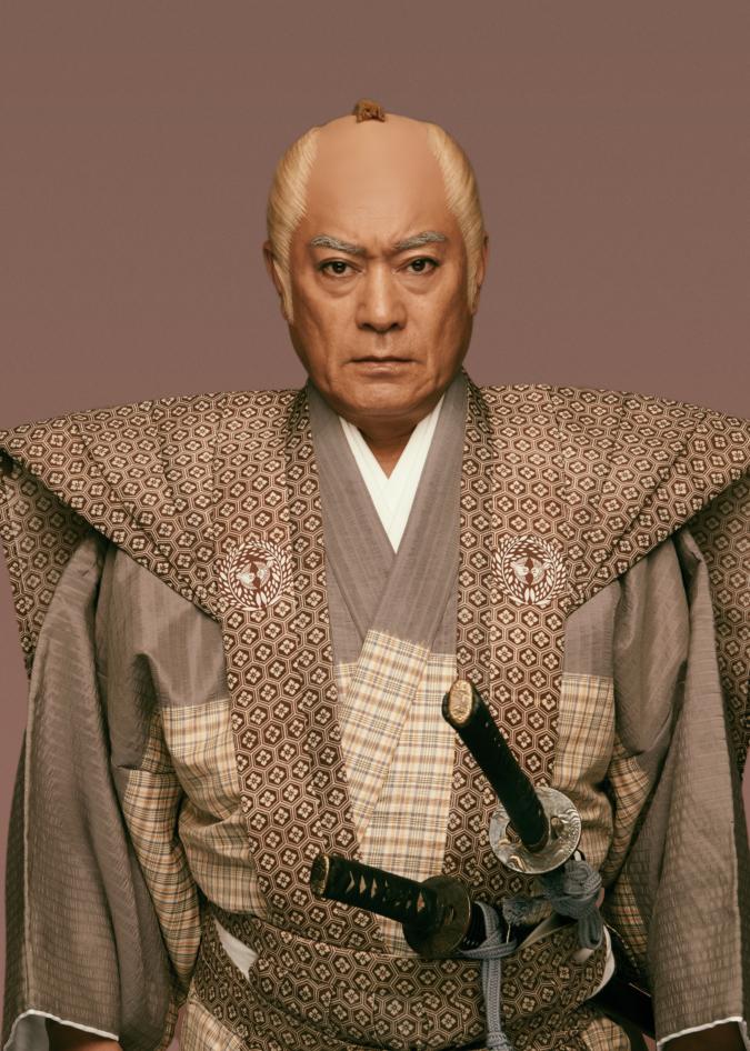 松平健さん