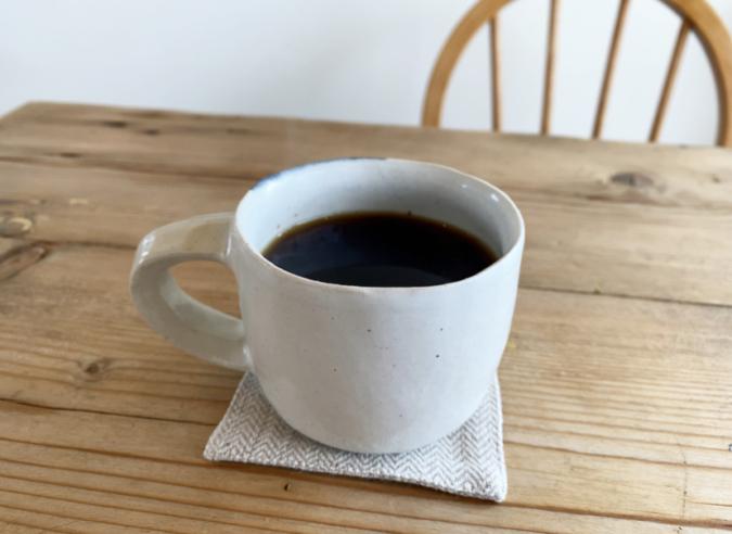 毎日のパンと喫茶 tison(チゾン) コーヒー