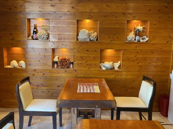 cuidaore cafe(くいだおれカフェ)カフェスペース