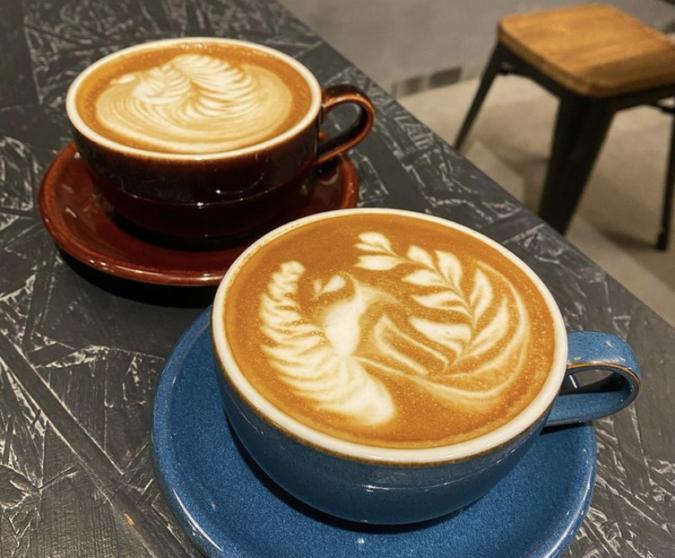 Rametto coffee room(ラメットコーヒールーム)カフェラテ