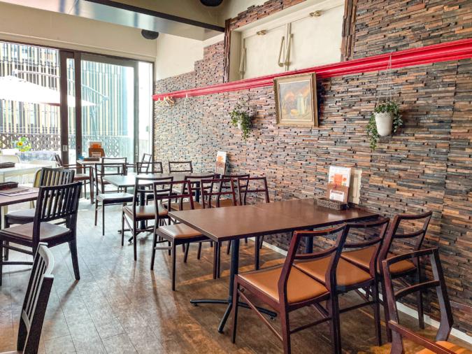 CAFE&DININGBAR BRUNO(ブルーノ) 店内
