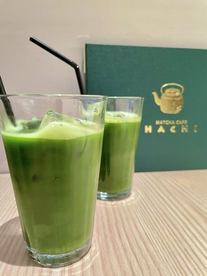 抹茶カフェ HACHI 博多店 ドリンク