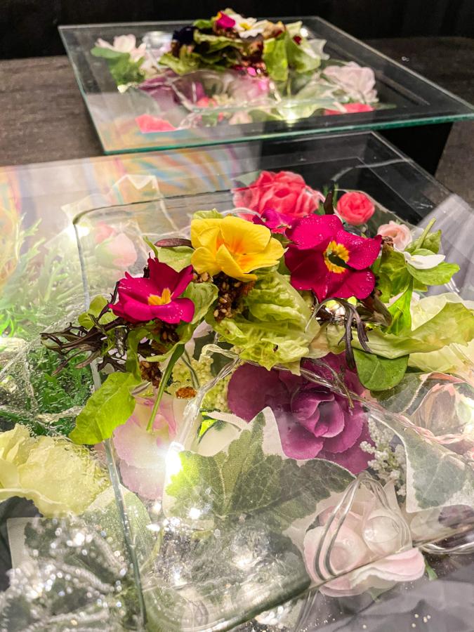モトフサアラキ お花
