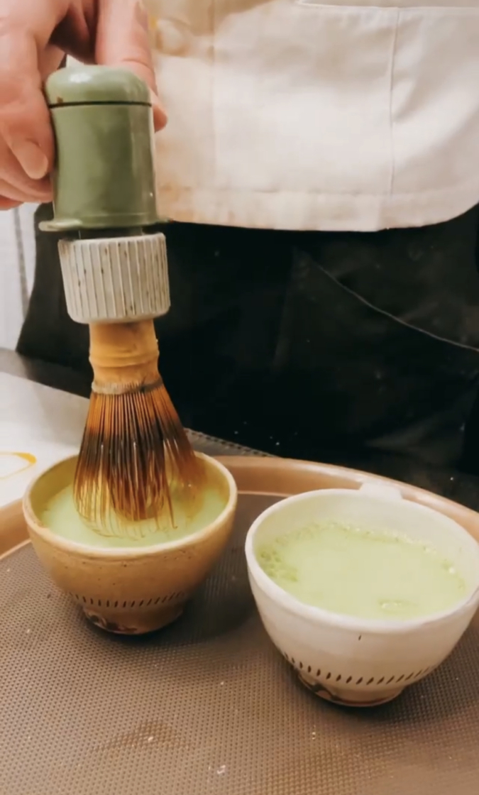 モトフサアラキ 抹茶