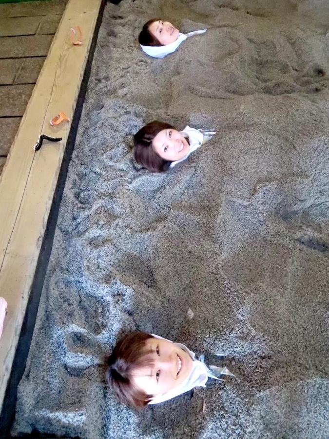 古湯温泉ONCRI/おんくり 天然砂蒸し温泉