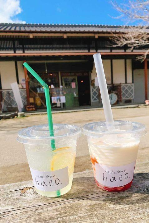 café&photo haco. 外観