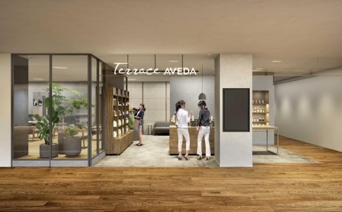 Terrace AVEDA 福岡PARCO店