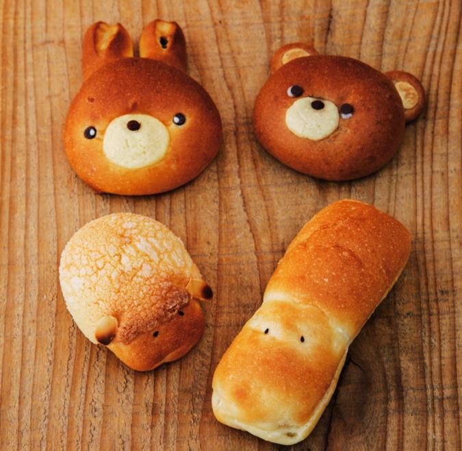 パンサク 動物パン