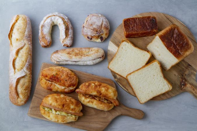パンサク ハード系パン&食事パン