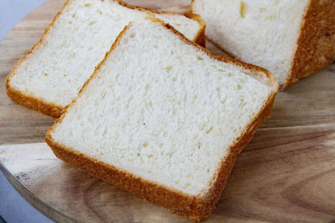 パンサク はちみつ角食パン