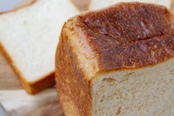 パンサク はちみつ角食パンの耳