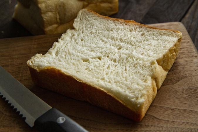 ぺったん むっちり食パン 4大「○○り」