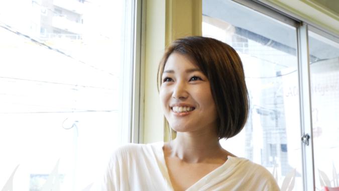 内村麻美さん