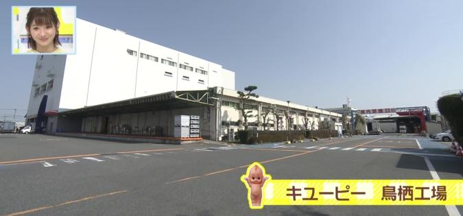 キユーピー鳥栖工場