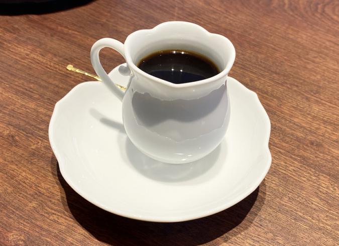 椿サロン コーヒーカップ