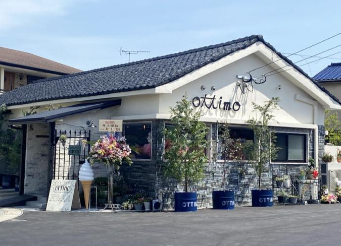 ottimo(オッティモ)焼き菓子カフェ 外観
