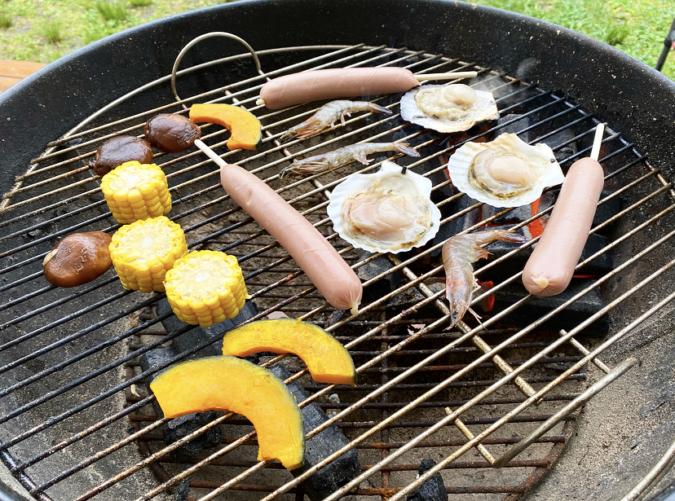 『舞鶴公園 BBQ GARDEN』贅沢お肉3種メガ盛りBBQプラン