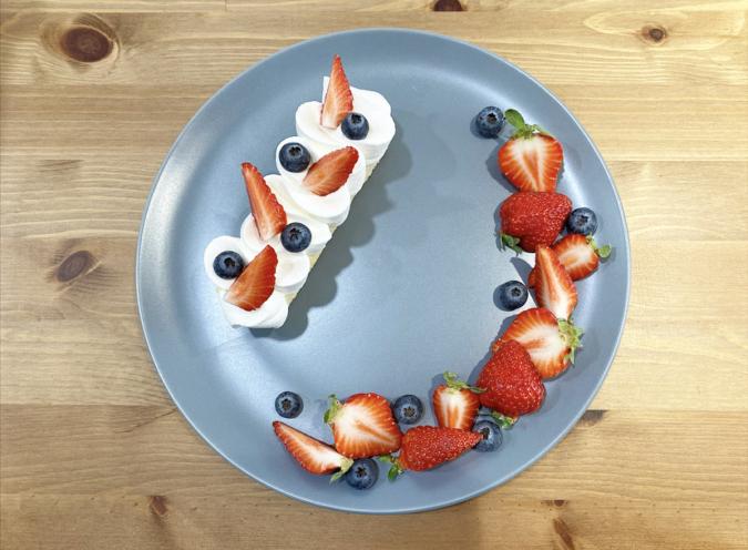 M.Sucre(ムッシュシュクレ) 季節のフルーツのショートケーキ