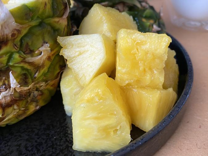 チーズケーキ研究所 パイナップル